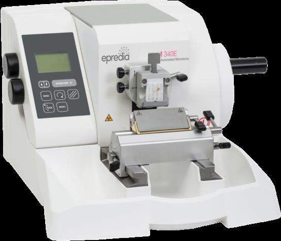 HM 340E Semi-Automated Rotary Microtome
