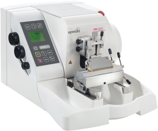 HM 355S Fully Automated Rotary Microtome